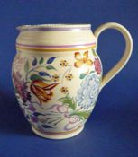 Large Poole Pottery BN Pattern Jug by Truda Carter c1936